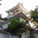 関ケ原西軍本拠地 大垣城 たらいで逃げたのは「おあむ」!