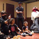 映画「忍びの国」で話題沸騰!忍者体験を都内新宿で出来る!