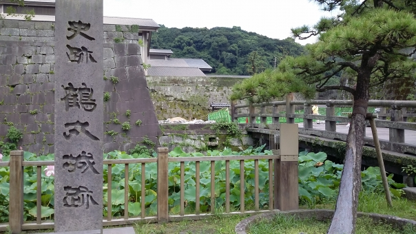 鶴丸城鹿児島城