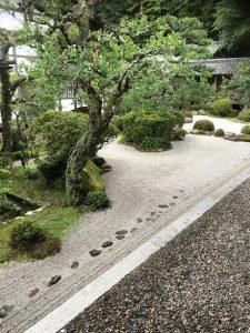 穴太衆庭園